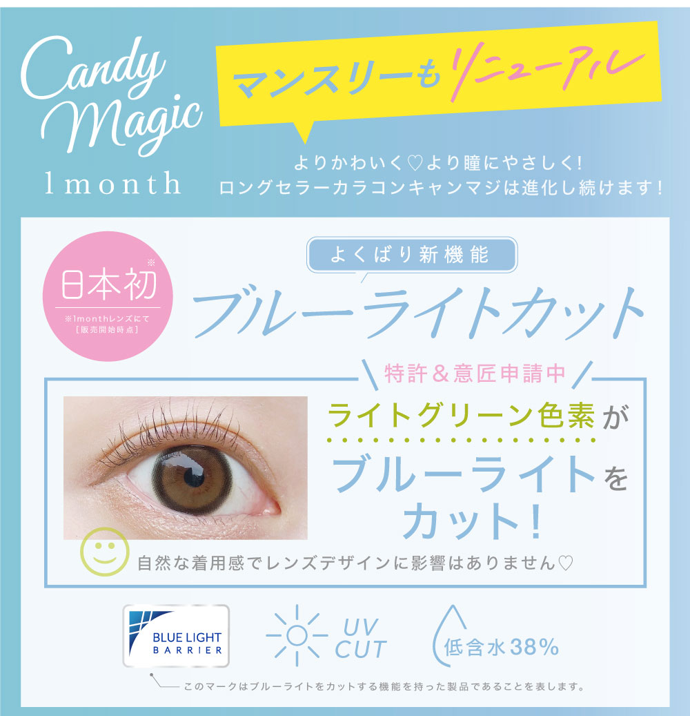 candy magic1month
