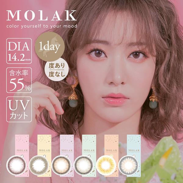 MOLAK 1day UV モラクワンデー UV